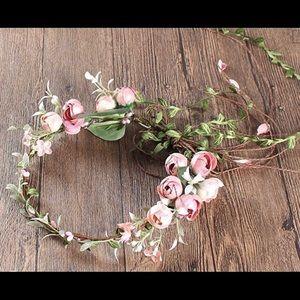 Floral Headband Crown